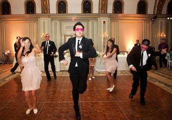 Gangnam Style, Korean wedding