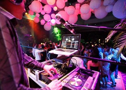 party dj for hire sydney