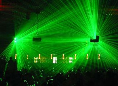 club lighting for hire sydney
