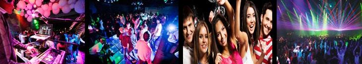 club and hotel dj