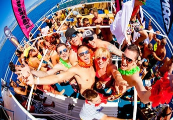 professional DJ for cruise, boat, yacht