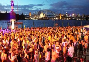 New years DJ hire Sydney